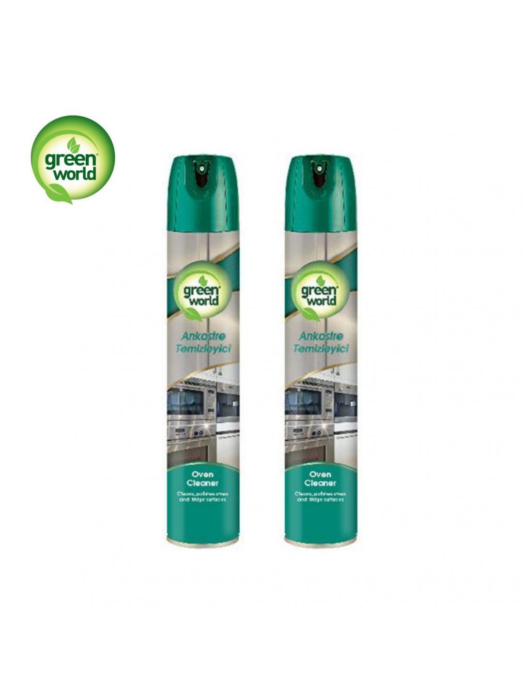 Green World Ankastre Temizleyici 300 ml 2 Adet